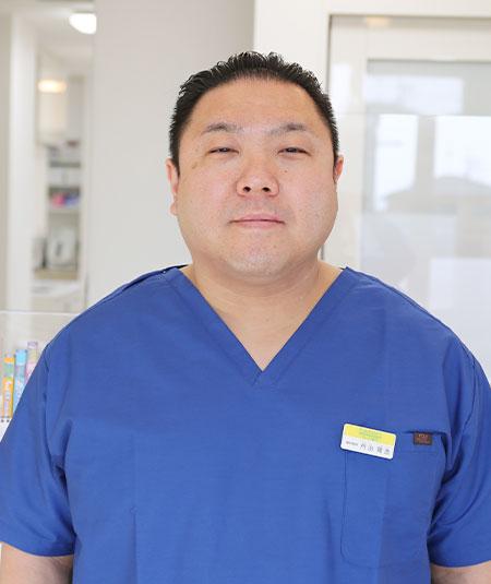 岡山県瀬戸内市内の歯医者 おさふねフレンド歯科 院長 丹治 隆浩
