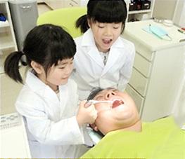 岡山県瀬戸内市内の歯医者 おさふねフレンド歯科 小児歯科