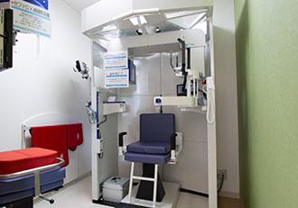岡山県瀬戸内市内の歯医者 おさふねフレンド歯科のデジタルレントゲン