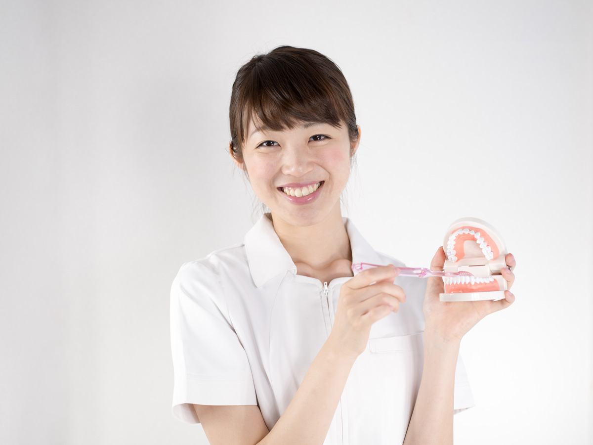 岡山県瀬戸内市内の歯医者 おさふねフレンド歯科 予防歯科